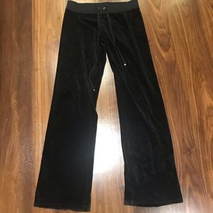 Juicy Couture Velour Tracksuit Bottoms